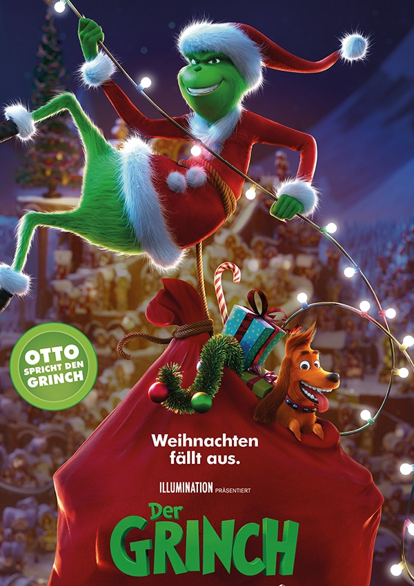 The Grinch Grinches The Cat In The Hat Part