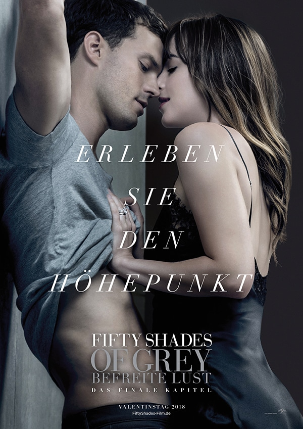 Fifty Shades Of Grey Kino