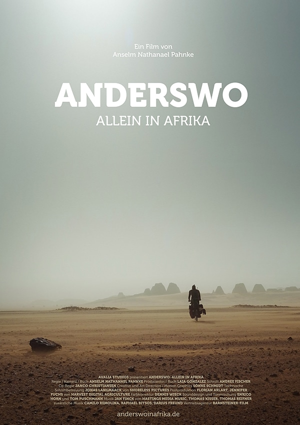 Anderswo Allein In Afrika